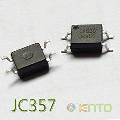 光耦JC357(贴片 C1630)